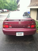 Picture of 1996 Toyota Camry LE, exterior