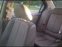 2001 Nissan Maxima 20th Anniversary, Leather Interior, interior