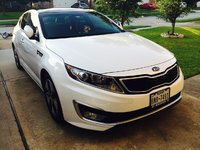 Picture of 2012 Kia Optima Hybrid EX, exterior