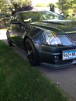 Picture of 2011 Cadillac CTS-V Base