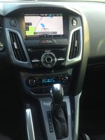 Picture of 2013 Ford Focus Titanium Hatchback, interior