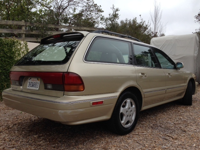 Picture of 1994 Mitsubishi Diamante 4 Dr STD Wagon