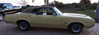1971 Oldsmobile 442 Overview