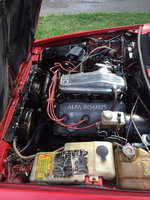 Picture of 1986 Alfa Romeo GTV Base, engine
