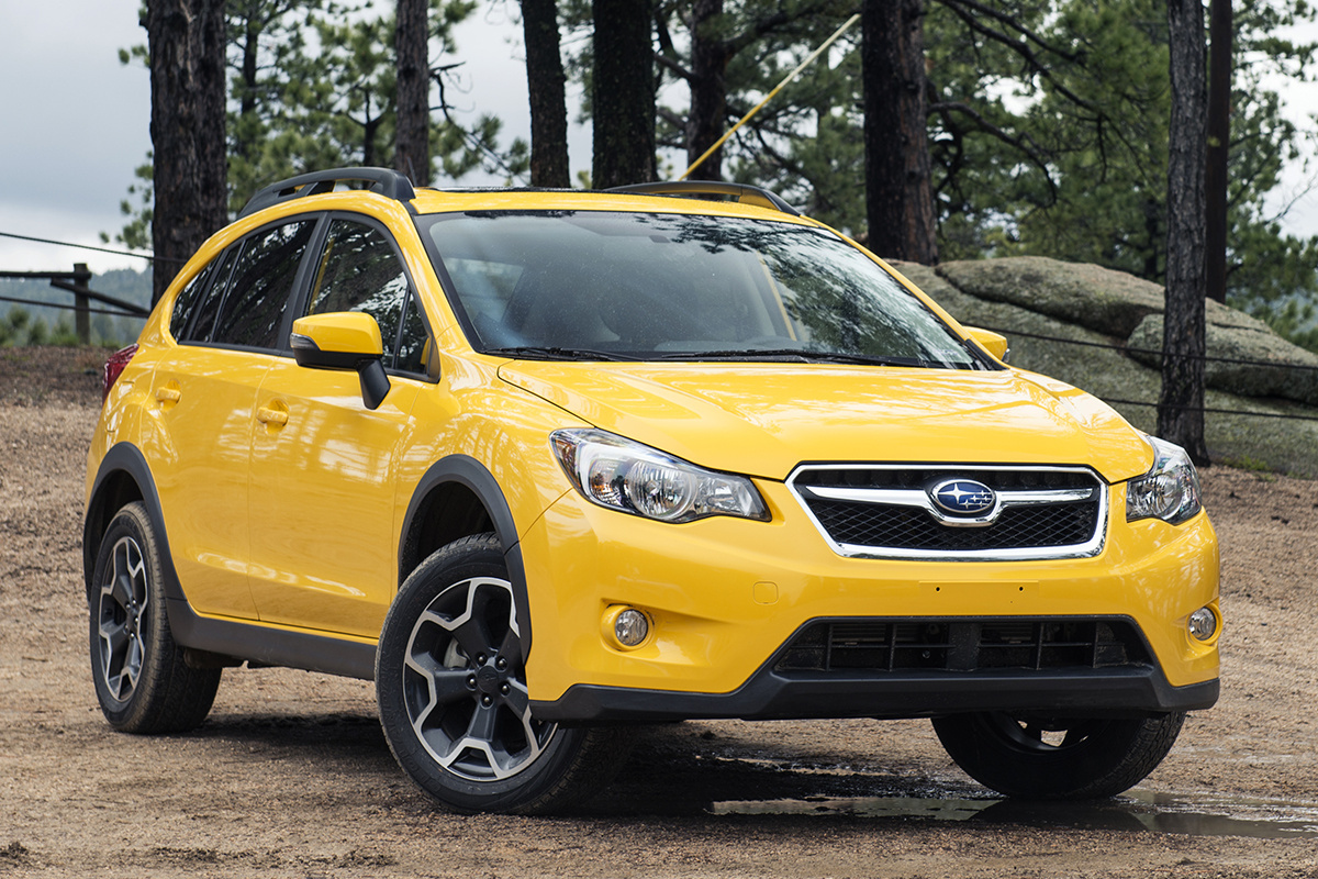 Picture of 2015 Subaru XV Crosstrek