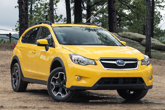 Picture of 2015 Subaru XV Crosstrek, exterior