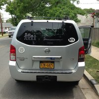 Picture of 2005 Nissan Pathfinder LE, exterior
