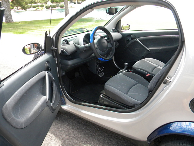 2005 smart fortwo interior pictures cargurus. Black Bedroom Furniture Sets. Home Design Ideas