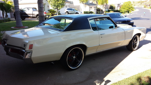 Picture of 1971 Pontiac Grand Prix