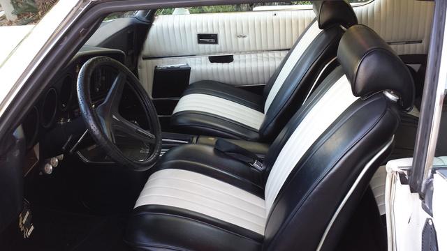 1971 Pontiac Grand Prix Interior Pictures Cargurus