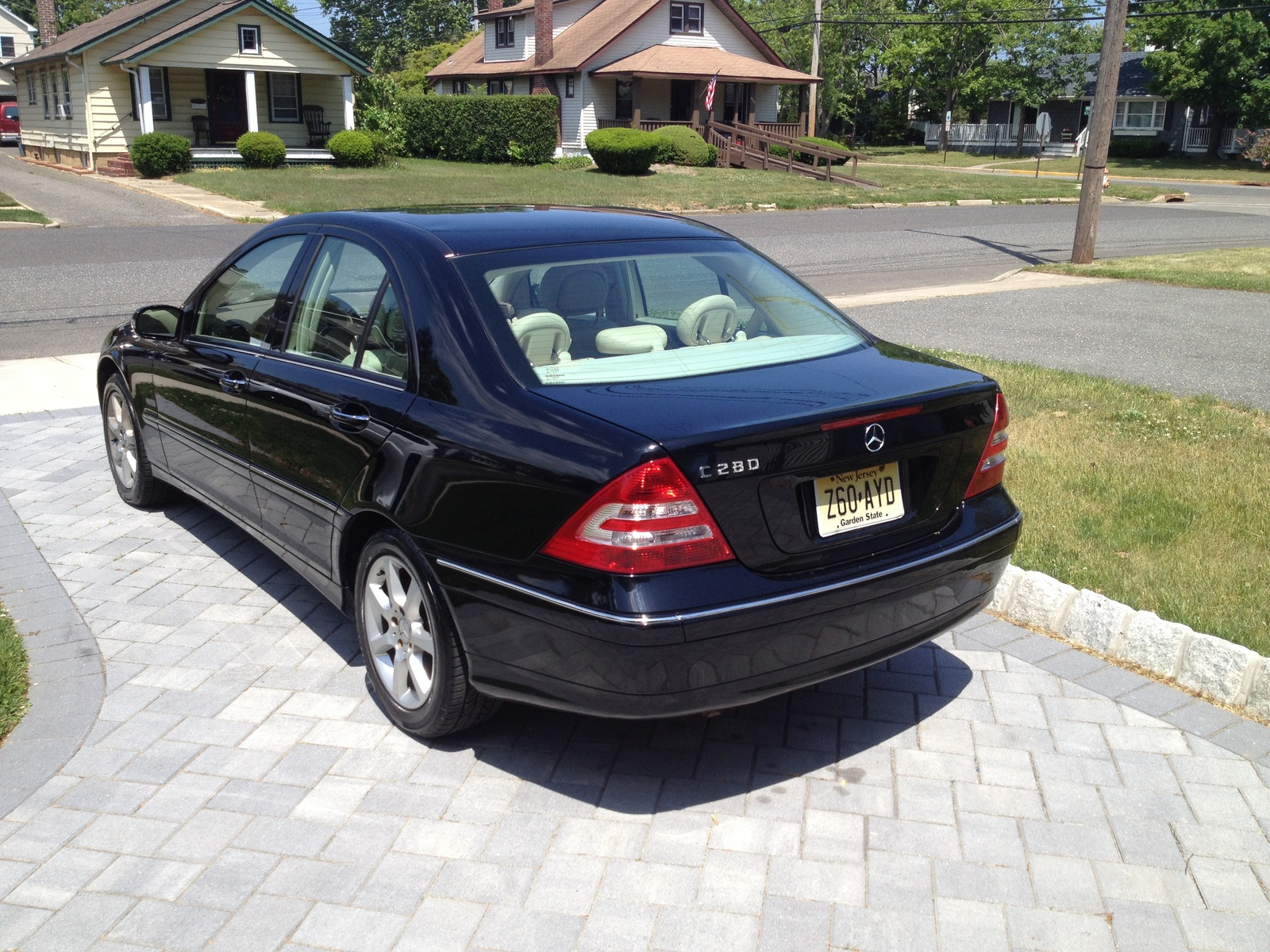 Picture of 2007 mercedes benz c class c280 luxury exterior for 2007 mercedes benz c350