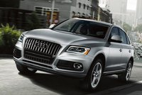 2016 Audi Q5, Front-quarter view, exterior, manufacturer, gallery_worthy