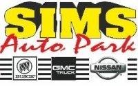 Sims Nissan logo