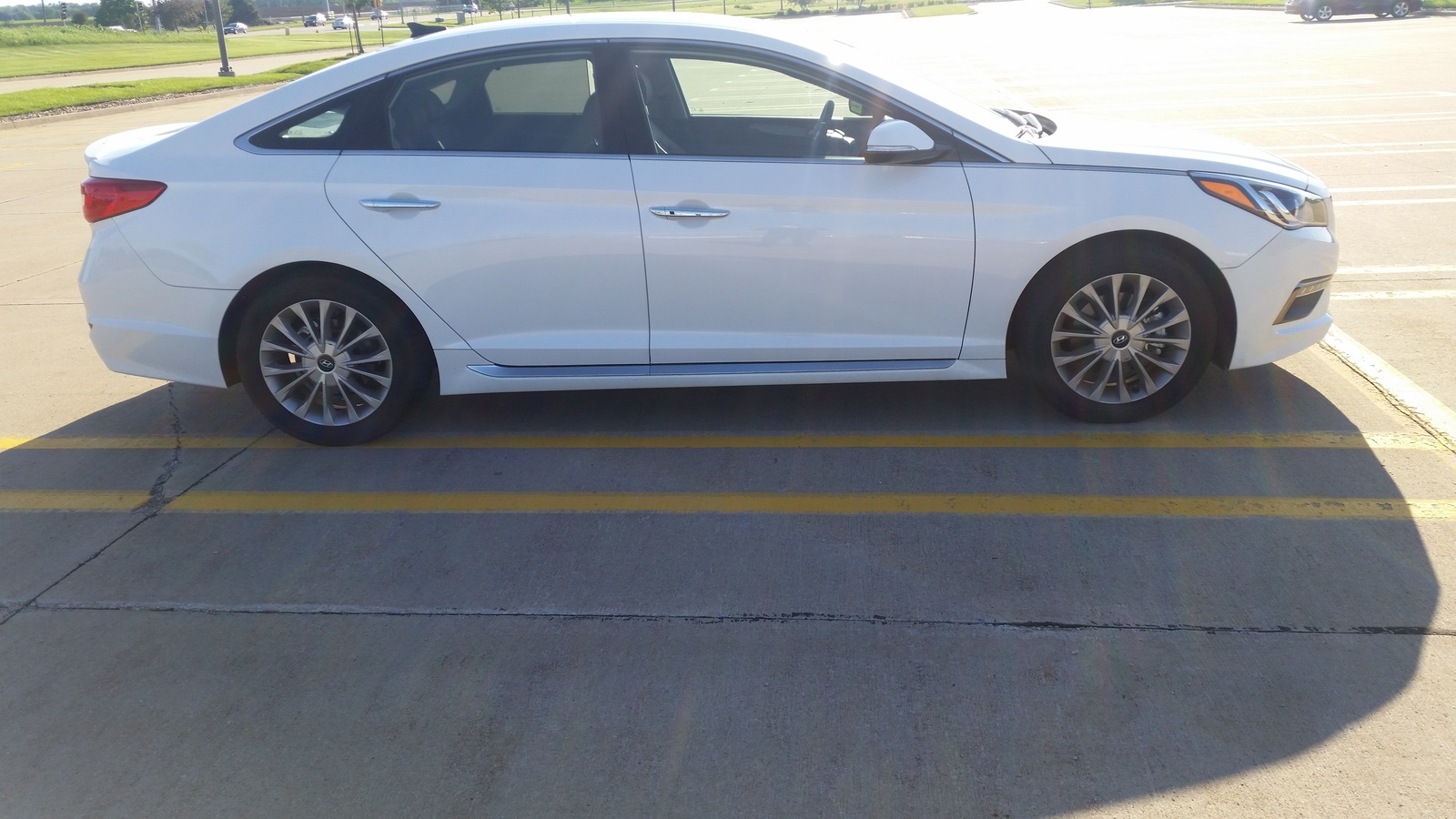 Picture of 2015 Hyundai Sonata Limited