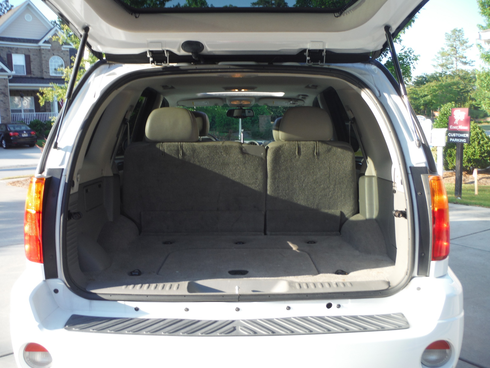 Picture of 2008 GMC Envoy SLE-1, interior