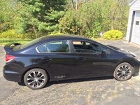 Picture of 2013 Honda Civic Si, exterior