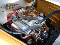 Picture of 1951 Ford F-100, engine, gallery_worthy