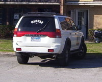 Picture of 1999 Mitsubishi Montero Sport 4 Dr ES SUV, exterior