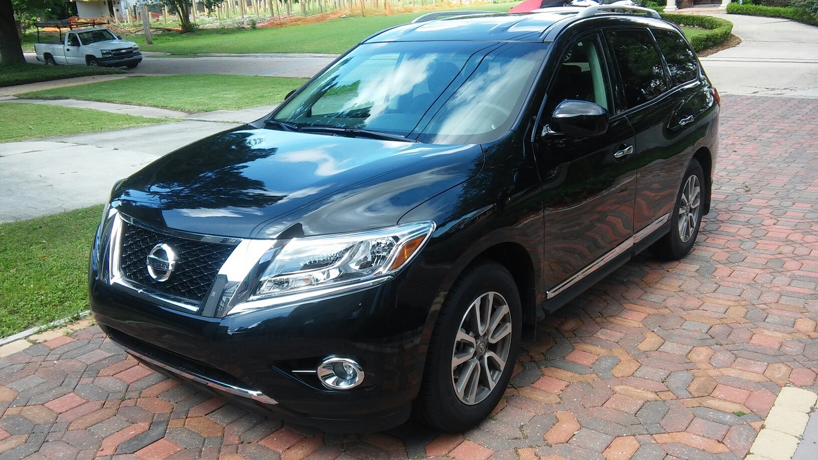 new 2015 nissan pathfinder for sale cargurus. Black Bedroom Furniture Sets. Home Design Ideas