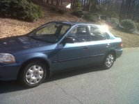 Picture of 1998 Honda Civic DX, exterior