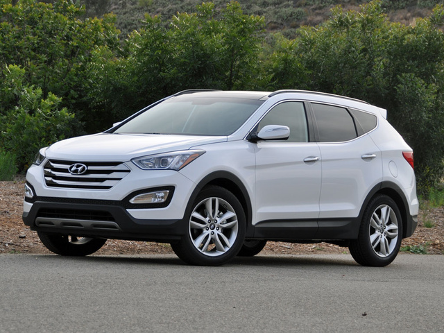2015 hyundai santa fe overview cargurus. Black Bedroom Furniture Sets. Home Design Ideas