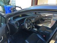 Picture of 2013 Honda Civic EX-L, interior