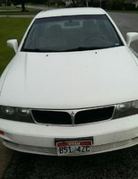 Picture of 1998 Mitsubishi Diamante 4 Dr ES Sedan, exterior