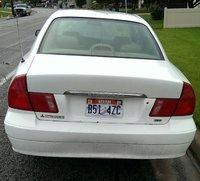 Picture of 1998 Mitsubishi Diamante 4 Dr ES Sedan, exterior