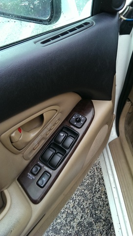 Picture of 1998 Mitsubishi Diamante 4 Dr ES Sedan, interior