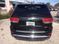 Picture of 2014 Jeep Grand Cherokee Overland Summit, exterior