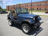 1980 Jeep CJ5 Overview