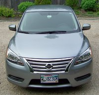 Picture of 2014 Nissan Sentra SV, exterior, gallery_worthy