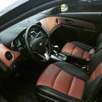 Picture of 2014 Chevrolet Cruze LTZ Sedan FWD, interior, gallery_worthy