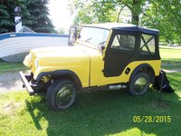 1966 Jeep CJ5 Overview