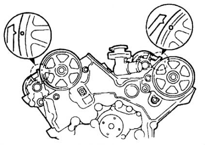 97 Millenia 2 5 Engine Diagram
