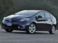 2015 Toyota Prius Five, exterior, gallery_worthy