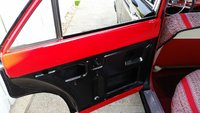 1961 Mercury Comet, 1961 comet rear door, interior