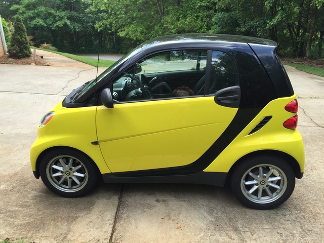 Car Gurus Smart Fortwo Electric
