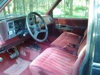 Picture of 1990 Chevrolet C/K 2500 Silverado Extended Cab LB, interior