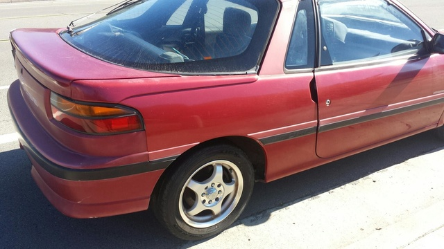 Picture of 1991 Isuzu Impulse XS Hatchback FWD