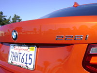 Picture of 2015 BMW 2 Series, exterior, manufacturer