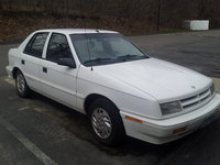 Picture of 1994 Dodge Shadow 4 Dr STD Hatchback, exterior
