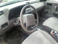 Picture of 1994 Dodge Shadow 4 Dr STD Hatchback, interior, gallery_worthy