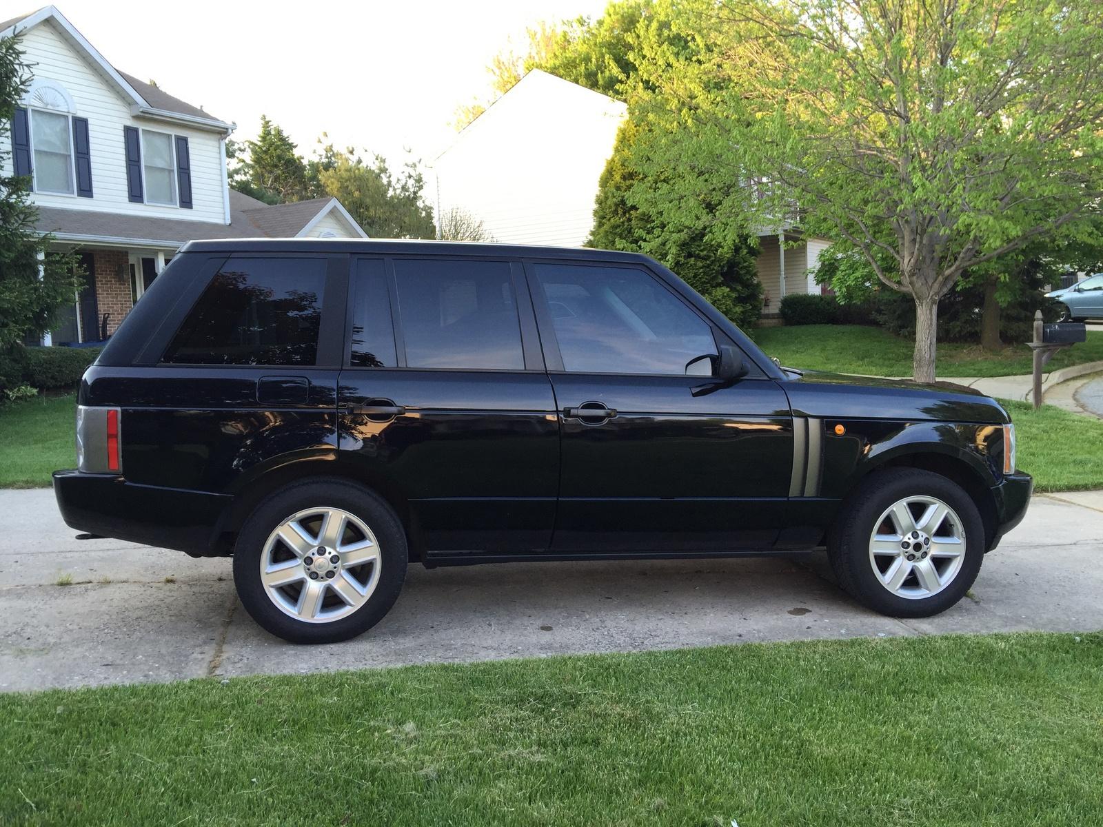 land rover discovery hse 2004 car interior design. Black Bedroom Furniture Sets. Home Design Ideas