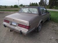 1984 Pontiac Bonneville Overview