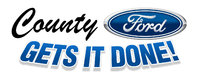 County Ford logo