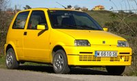 1998 Fiat Cinquecento Overview