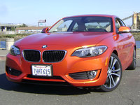 2015 BMW 2 Series Picture Gallery