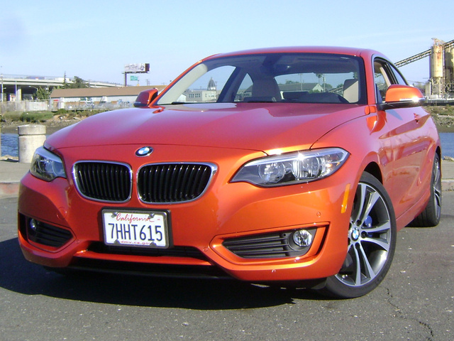 Picture of 2015 BMW 2 Series, exterior