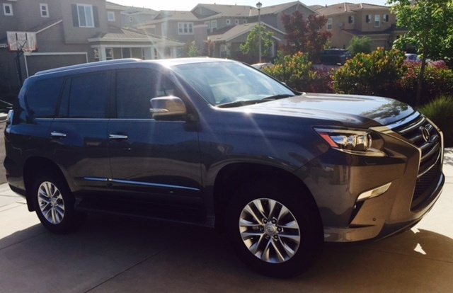 2015    2016 lexus gx 460 for sale in your area